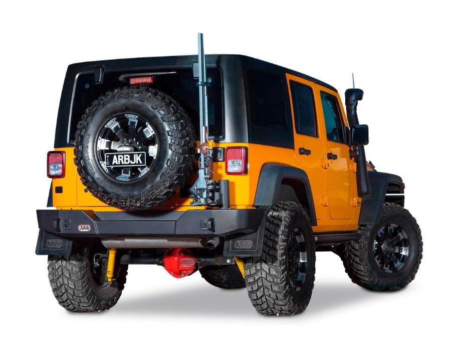 Jeep Cherokee Motor Mounts >> ARB Rear Bumper for Jeep Wrangler JK 2007-15 | 5650360 ...
