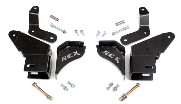 Jeep Cherokee Motor Mounts >> Rough Country Jeep Cherokee Control Arm Drop Bracket kit ...
