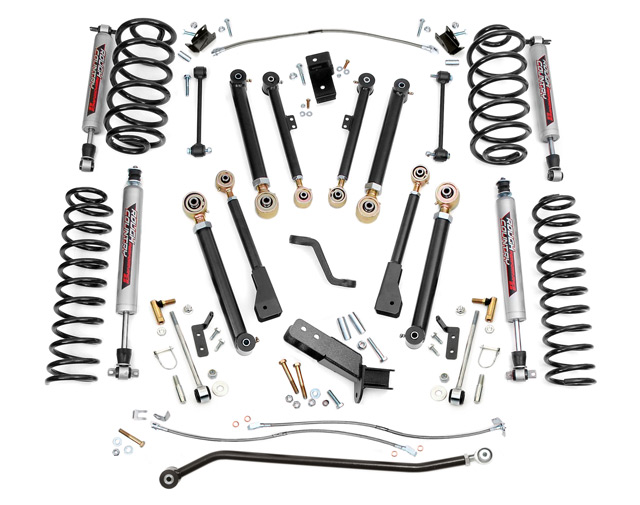rough country 4in x-series suspension lift kit