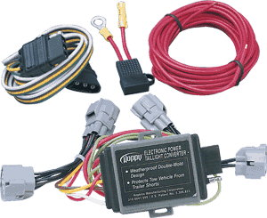 hoppy trailer wiring harness - 1994-98 zj | 42515 ... 300w led wiring harness in 3m length relay switch button motorcycle wiring harness zj wiring harness #5