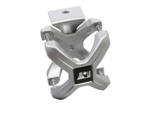Rugged Ridge X-Clamp, Silver, 3 Pieces, 2.25-3 Inches