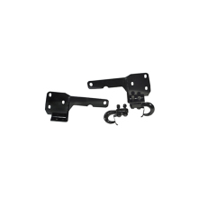 Rugged Ridge Tow Hooks & Frame Brackets, 84-01 Jeep Cherokee (XJ)