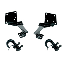 Rugged Ridge Heavy Duty Tow Hooks, 93-98 Jeep Grand Cherokee (ZJ)
