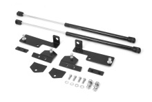 Rugged Ridge Hood Lift Kit; 07-16 Jeep Wrangler JK