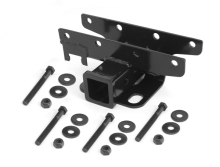 Rugged Ridge Receiver Hitch Kit, 07-13 Jeep Wrangler (JK)