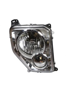 Omix-ADA Headlamp, Right, No Fog, 08-12 Jeep Liberty (KK)