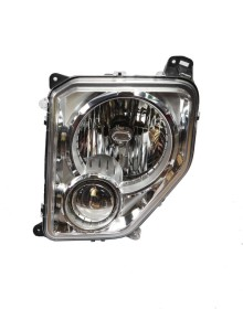 Omix-ADA Headlamp, Left, No Fog, 08-12 Jeep Liberty (KK)