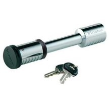 "Master Lock 5/8"" Plated Locking Hitch Pin"