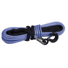 Rugged Ridge Synthetic Winch Line, 3/8-inch x 94 feet