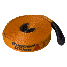 Rugged Ridge Recovery Strap, 4-inch x 30 feet