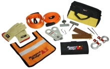 Rugged Ridge ATV/UTV Deluxe Recovery Gear Kit