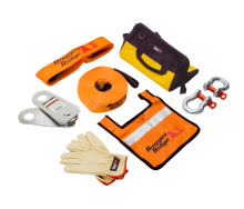 Rugged Ridge XHD Recovery Gear Kit, 30,000 Pounds