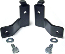 CURRIE JK FRONT BRAKE LINE RELOCATION BRACKET KIT