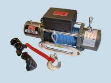 Engo USA Model E12000S Winch w/Synthetic rope