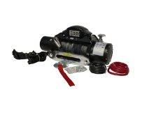 Engo USA Model SR9S 9,000lb Winch w/Synthetic Rope