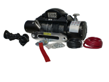 Engo USA Model SR10S 10,000lb Winch w/Synthetic Rope