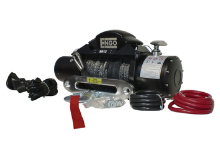 Engo USA Model SR12S 12,000lb Winch w/Synthetic Rope