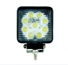 "Lifetime LED 4.25"" SQUARE 9-LED"