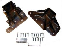 M.O.R.E. BombProof Block Brackets for 97-99 TJ 4.0