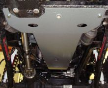 M.O.R.E. Jeep JK Oil Pan & Transmission Skidplate