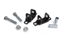 Rough Country Bar Pin Eliminator Kit - TJ/XJ Rear Upper