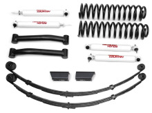 "Rough Country Jeep XJ Cherokee 3"" Series II Suspension Lift Kit w/Leafs"