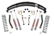 "Rough Country Jeep XJ Cherokee 4.5"" Suspension Lift Kit w/Leafs"