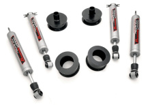 Rough Country 2.5 Inch Lift Kit w/Performance Shocks - Jeep JK