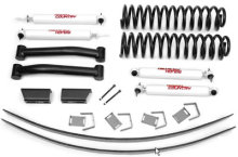 "Rough Country Jeep XJ Cherokee 3"" Series II Suspension Lift Kit - AAL"