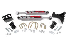 Rough Country JK Dual Steering Stabilizer Kit