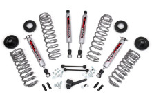 "Rough Country 3.25"" Suspension Lift Kit - Jeep JK - 2 Door"