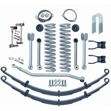 "Rubicon Express XJ 4.5"" Super-Flex suspension kit w/leafs"