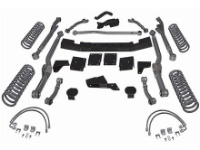 "Rubicon Express JK 4.5"" Long-arm kit, 2-dr"