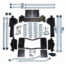 "Rubicon Express ZJ 4.5"" Extreme Duty Long Arm Suspension Lift Kit"