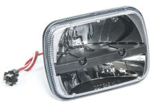 Truck-Lite YJ, XJ, 5 Inch X 7 Inch Rectangular LED Headlight - Single