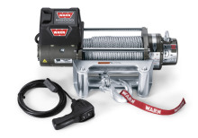 Warn M8000 Winch, roller fairlead