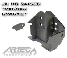 Artec Industries JK Heavy Duty Raised Tracbar Bracket