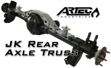 Artec Industries JK Rear Axle Truss, D44