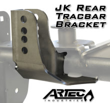 Artec Industries JK Rear Trackbar Bracket