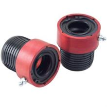 Alloy USA Aluminum Axle Seals (pair) - Red