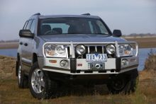 ARB Bull Bar Bumper, Jeep Grand Cherokee WK, 2005-2007