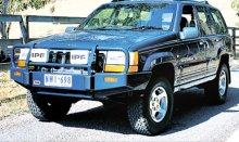 ARB Bull Bar Bumper, Grand Cherokee, 1993-98