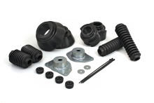 "Daystar KJ/Liberty 2"" Coil Spring Spacer Kit"