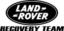 Land Rover Recovery Team decal