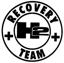 H2 Recovery Team decal