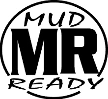 Mud Ready decal