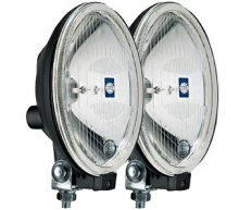 Hella 500 Series Fog Lamp kit
