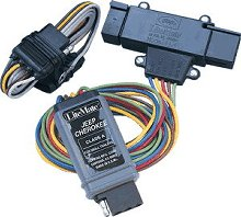 Hoppy Trailer Wiring Harness - 1991-96 XJ Cherokee