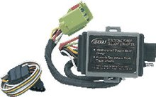 Hoppy Trailer Wiring Harness - 1999-02 WJ