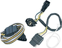 Hoppy Trailer Wiring Harness - 98-04 TJ/Unlimited